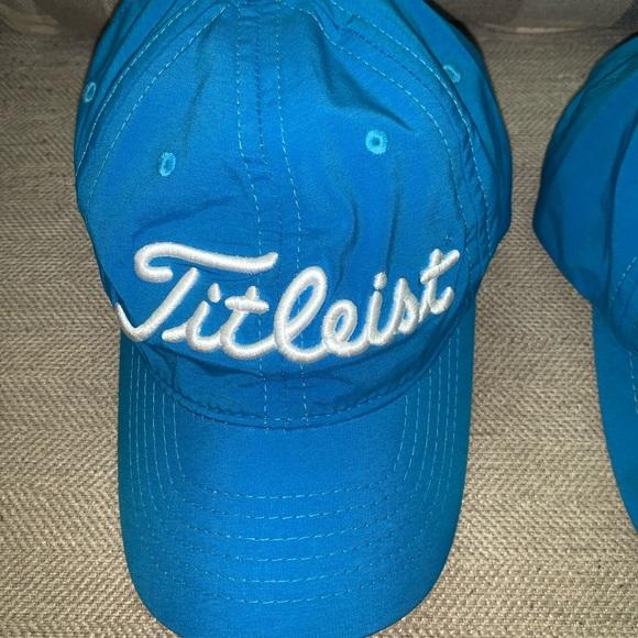 brand new titleist hat! NWOT men or women